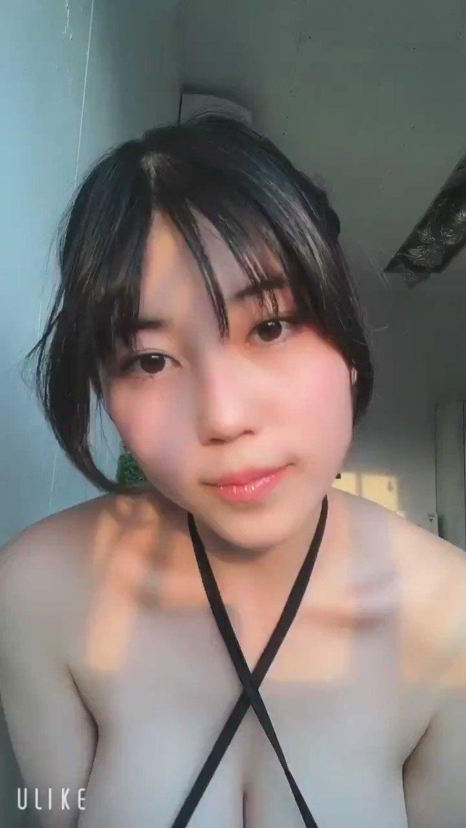 Beauty Girl Asia Lori Try on haul Bikini 05