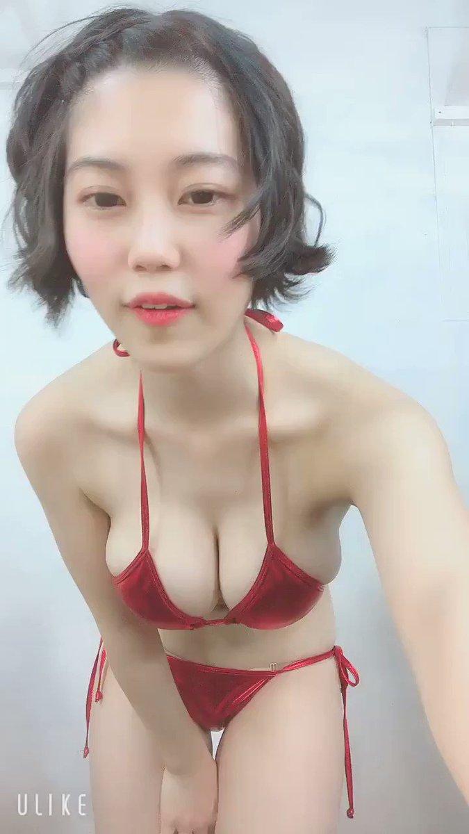 Beauty Girl Asia Lori Try on haul Bikini 04