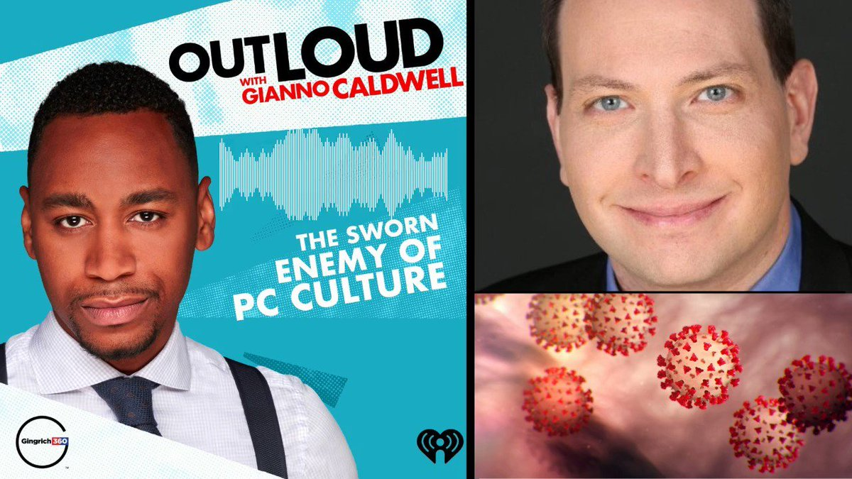 "For the past year, elites have told us to follow the science & obey the COVID ""experts."" But what if they care more about politics than science? They do. Tune in to this week's Outloud w/ Gianno Caldwell to learn more with my guest @kerpen"