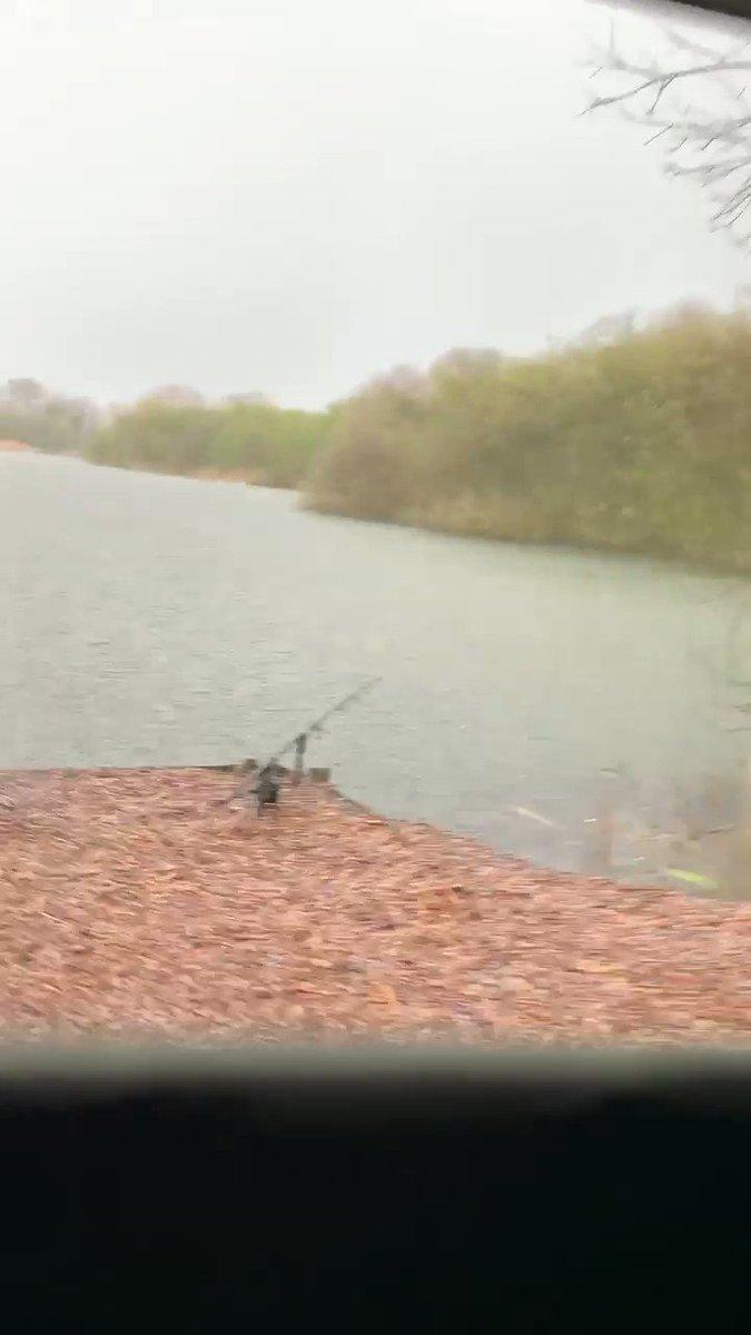 Come <b>Fishing</b> they said..... it'd be fun they said 😂😂🌨🌨#carp<b>Fishing</b> #hail