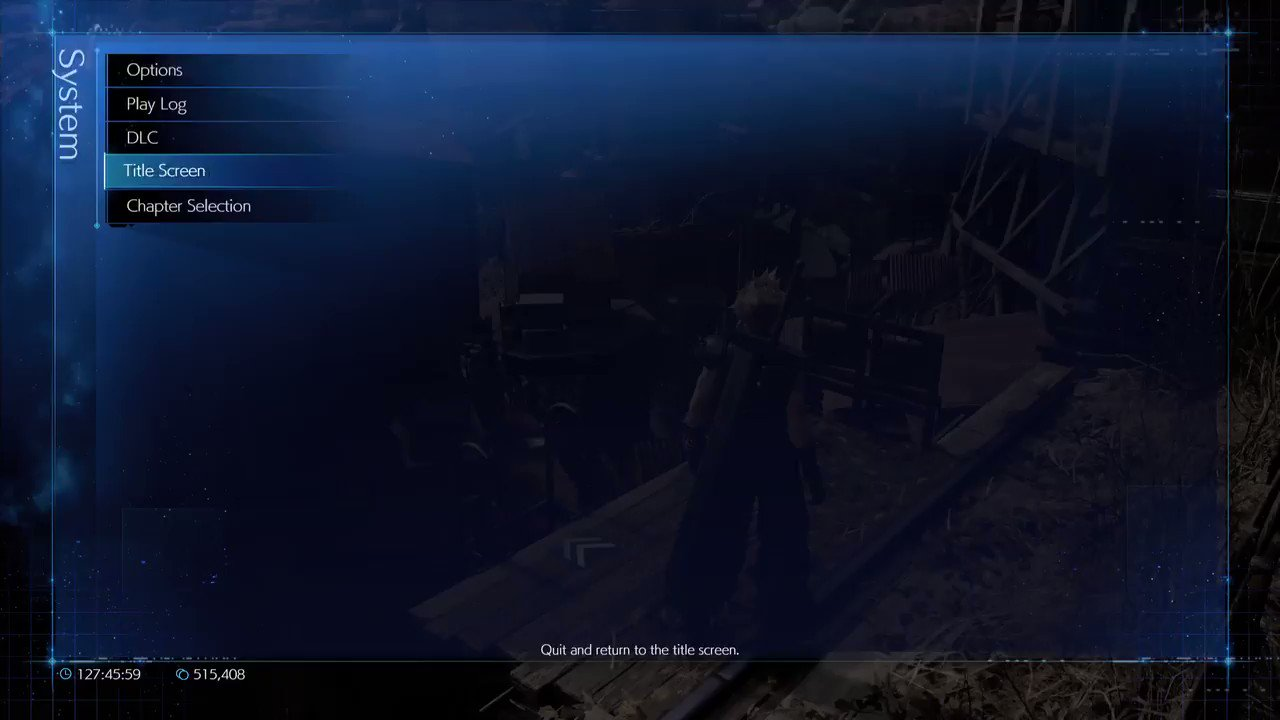 This is how fast the loading is on #PS5 its INSTANT  #PS5Share, #FINALFANTASYVIIREMAKE https://t.co/u54YOBIVCq