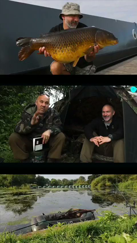 Bit of a Q&A video Now Live over on the Catch More Carp website  #carpfishing #rivercarping http
