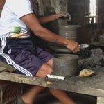 Walter Vargas, el último d los alfareros d Samborondon, #PasionPorGuayas @TurismoGuayas @jimmyjairala @DiegoArcos14 http://t.co/8hjFIYtdbZ