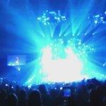 "NEW VIDEO- Ariana performing ""Break Free"" #honeymoontour http://t.co/Gmn776t9fj"