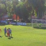 El gol de @Cobreloa es como estar ahí... Grande Zorro @arribacobreloa_ @Mov_x_Cobreloa @Bar_del_Zorro http://t.co/prwR1hNFKH