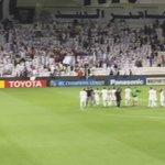 لاعبو #الزعيم_العالمي يحييون الجماهير بعد المباراة #السد_الهلال #دوري_ابطال_اسيا #Alsaddnews http://t.co/br9YRVVoZ2