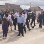 Un gusto saludar a vecinos de la colonia Santa Cecilia en Caborca. #GobiernoSonora http://t.co/L7vp1YesKV