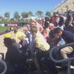 Time to stand up and stretch em out! #CactusCrew http://t.co/eDVVuyrcbt
