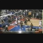 The most savage moment in NBA history https://t.co/8foL1FB8cQ