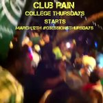 #StPattysInSavannah March,12th @ Club Rain #SavannahMardiGras 10Pm-11:15pm FREE #SSU ~ #GSU 2+ Levels🔥 http://t.co/1ORoaz5XaD x10
