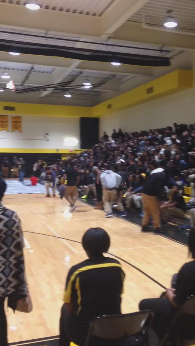 Had Gwynn Park turnt! GP Made my dreams come true today. I had fun wit y'all!