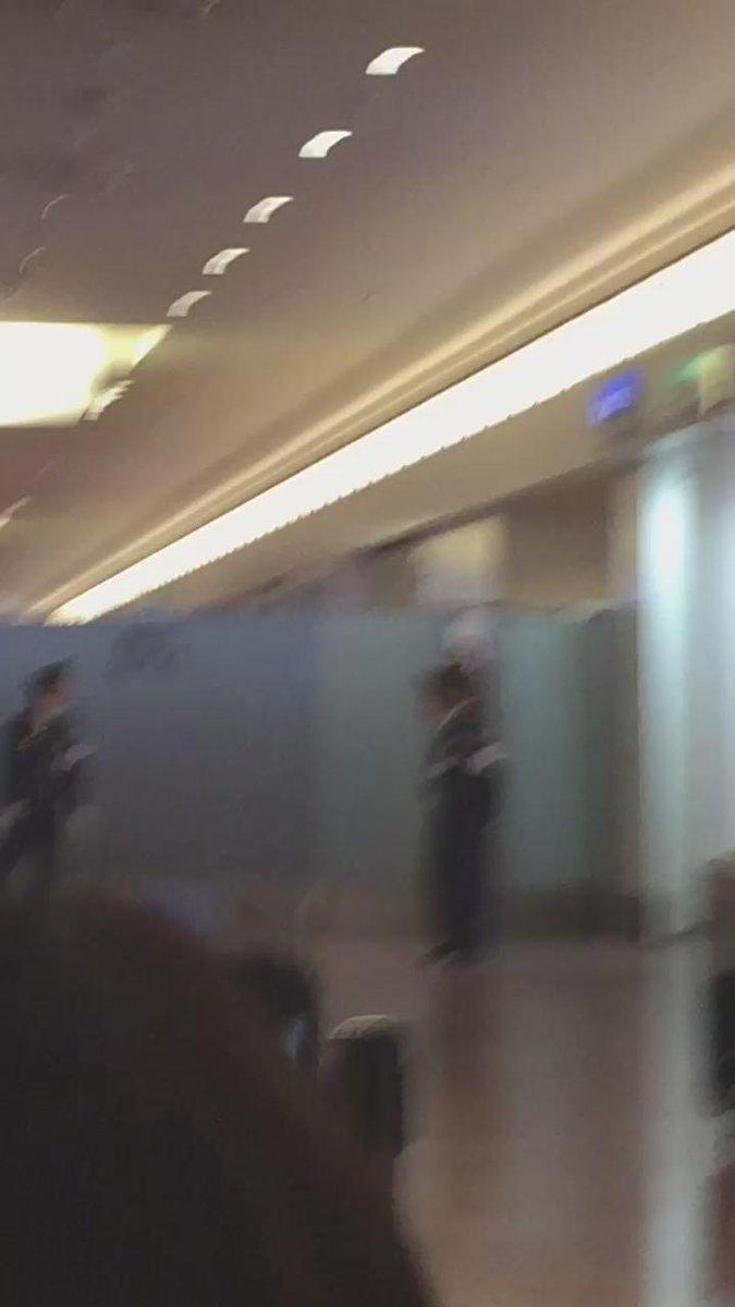 ジェジュン羽田空港✧⁺⸜(●˙▾˙●)⸝⁺✧いつもより、すこーしゆっくり歩いてくれたかな