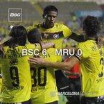 Gran triunfo amarillo! Es la 7ma victoria con marcador #6a0 de #BSC en un partido por Campeonato Nacional. http://t.co/UBKJjzd2Lk