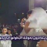 من قلب الأحواز العربية، أخوانكم الأحوازيين يتظاهرون ويرحبون بـ #عاصفة_الحزم ويبعثون السلام من الأحواز للملك سلمان✌️ http://t.co/ecxEt9h5dJ