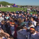 This is what 22,000+ Aggies getting ready to serve their community looks like! #BigEvent #tamu http://t.co/CvoGz76oYb
