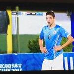 Este gol de Valverde puede ser clave para ir al Mundial sub 17. 1 a 1 van. http://t.co/h51unmCYja