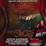 """""""@SIFpromo: RT @nigga_byyee: TOMORROW!!! BE THERE AT SIN CITY!!!! #D13 #D13 #D13 #D13 #D13 http://t.co/JSxpOWbYGG"""""""