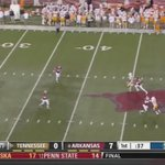 One of the best punt returns of all time😳 http://t.co/2WF1GFnrX1