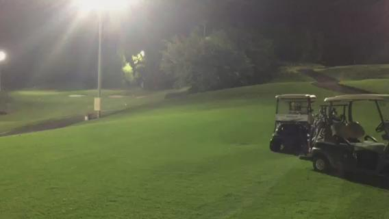 Night golf, part 2! #ringydingy #urwelcome http://t.co/bcziRaIxuk