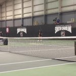 Commodores clinch the doubles point over UGA on court two; 8-6! #FightDores http://t.co/rtmMFOkX5B