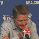How loud will Roaracle be tonight? @Warriors head coach @SteveKerr had this in the pregame http://t.co/EMz534fqMO