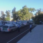Plenty of taxis arriving at Parliament House now. @6PR #perthnews http://t.co/PciYltXSuR