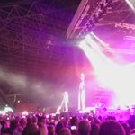 """Im loving angels instead"" - @robbiewilliams #RobbieWilliamsUAE #RobbieWilliams #UAE http://t.co/7q1NTVbllr"