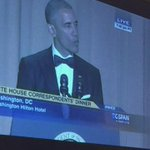 Obama at #WHCD talking about Jason Rezaian http://t.co/7uBSfXfiMn