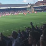 Scenes after Timlins winner???? @SUFC_fans @SUFCRootsHall http://t.co/AH0KQTiQ3r