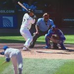 One of the greatest catches you will ever see. Alex Gordon with the grab of the year. Must watch!! http://t.co/IVKrH8JF7Q