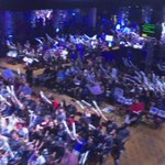 What an amazing and energetic crowd at LA Shrine Auditorium for #StormTheDorm !!! <3 http://t.co/5BgXnM6xPk