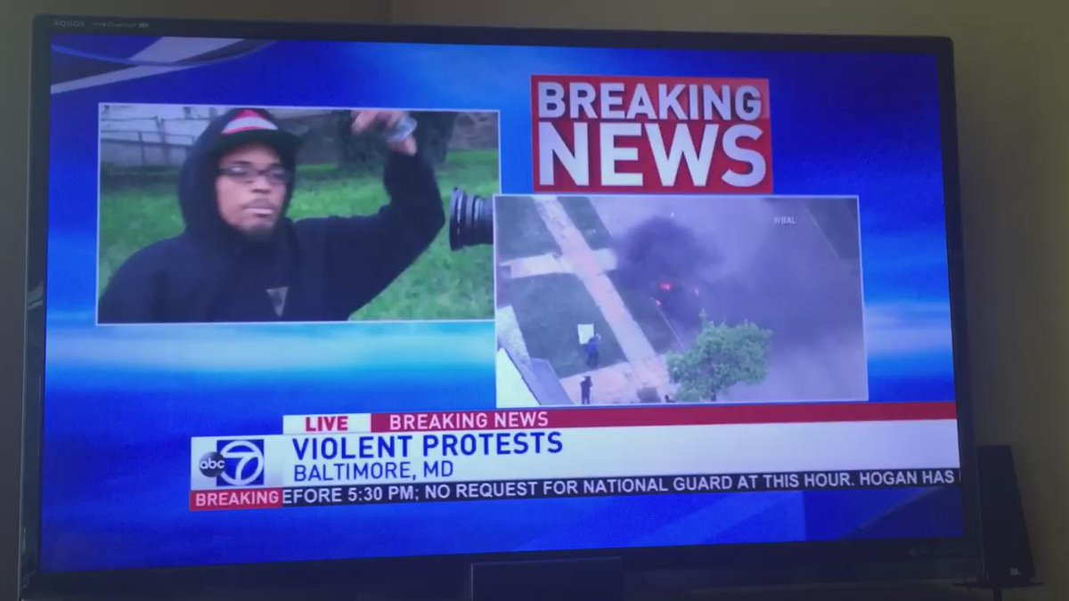 #Message!!!!!! RT @FalconRunner1: This man knows what he is talking about #BaltimoreRiots   http://t.co/xrdF4n5Ahy