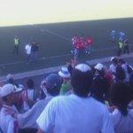 Ayer el equipo y todos salieron a ver esta gran hinchada. Aguante @labandadeleje http://t.co/JfshhSmIAR