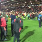 Great scenes at the end. #Memories #afcb @afcbournemouth http://t.co/pRdRCRnCku