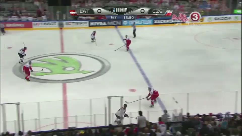 Pirmie Latvijas neieskaitītie vārti. #hokejs2015 http://t.co/2xBxakugaD