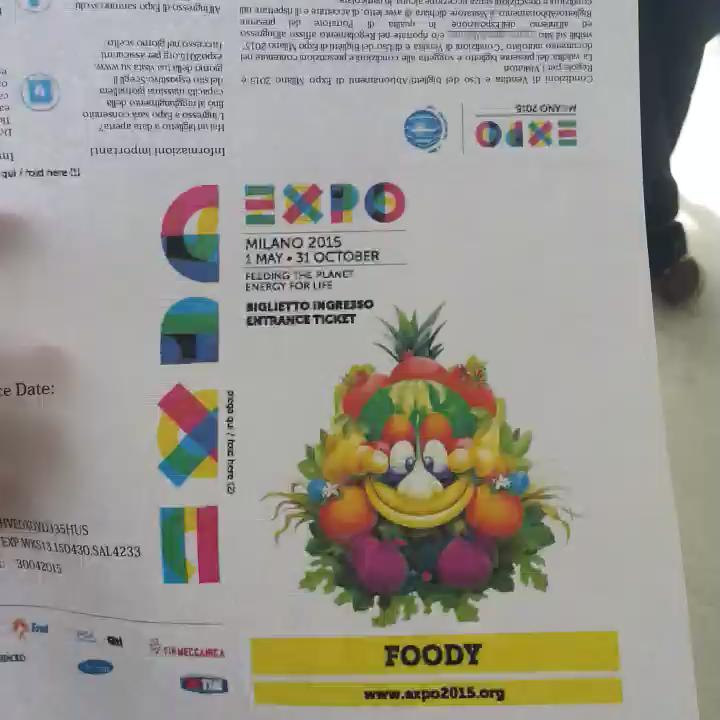 Siamo dentro @Expo2015Milano è ufficiale! #gNeLab a lavoro, si inizia! @GiorgiaBurzz  @deangelistudio http://t.co/EmFSdKAA6j
