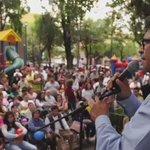 Cada vez somos más los que queremos un cambio en la Cuauhtémoc. Este proyecto va en serio, no te vamos a fallar! http://t.co/yThoBwDYmT