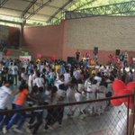 Así se vivió acto inaugural fase municipal 2015 juegos @Superate_Col #Sincelejo con apoyo @Coldeportes @alcaldiasljo http://t.co/4Z3CFmjJRF