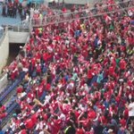 .@FAS_LionsXII fans in full voice at Bukit Jalil Stadium http://t.co/Q8MIhUex66