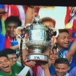 The historic moment the #LionsXII are crowned #MalaysiaFACup champions. http://t.co/S0DlEKbBKO