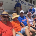 #Gator fans are ready todays game!! #GoGators #chompchomp http://t.co/BhG1g3ph8D