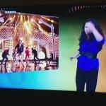 Danish TV is simulcasting #eurovision in sign language! Its absolutely amazing! #escdk #drgrandprix #aus http://t.co/fDxGuG3AV3