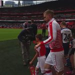 HERE THEY COME #AFCvWBA http://t.co/8TceSMqjNJ