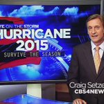 Hurricane season is around the corner. Are you prepared? Watch our hurricane special Saturday at 7. @CraigSetzer http://t.co/eD8lSZmxe7
