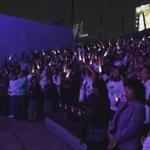 """Cantando continuamos con el programa """"Plegaria por el Perú"""", hoy oramos por las autoridades del país. #PeruSaludable http://t.co/lyLVVTMr8A"""