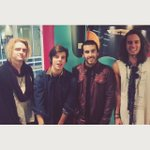 Any @LittleSea fans out there?  Make sure youre tuned in from 7pm for a cheeky SURPRISE! http://t.co/LFxmU9l2Rk
