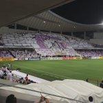 دخول اللاعبين إلى أرض الملعب #alainfc http://t.co/WnpzmRMvf6