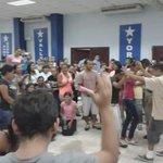 Fiesta en el #CCPN en firma de querella contra @SalvadorNasrala. #mentirosoNasrala http://t.co/Pt6EFyPE88