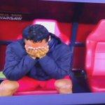 Esta imagen de Carlos Bacca lo dice todo. Grande Bacca 2 goles para el título de la Europa League de @SevillaFC http://t.co/xHh1RdjBD3