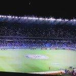 Linda festa também da torcida do Cruzeiro. Noite especial de Libertadores! http://t.co/lddJUDh2IZ